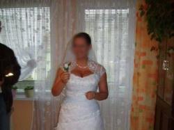 Suknia Ślubna Annais Carrera