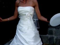 suknia ślubna ANNAIS Franie