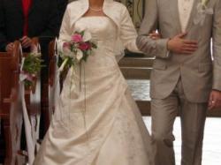 Suknia ślubna Annais, model Esta