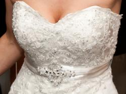 Suknia ślubna Annais Rosabela-Feeling 2013 koronka