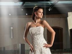 Suknia  Ślubna ANNAIS VANESSA +Bolerko+Weslon+Buty