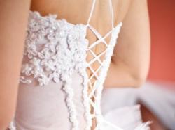 Suknia ślubna Anny Lachor