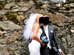 suknia ślubna Arlington Syrena Rybka