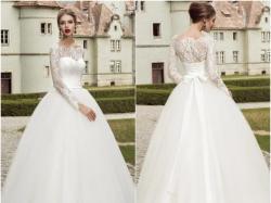 Suknia ślubna ARMONIA + halka GRATIS