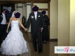 Suknia ślubna Asina  - Annais Bridal + dodatki
