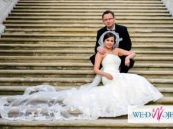 suknia ślubna Aspera 2013