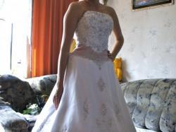 Suknia ślubna Aspera 4290- Wyjątkowa!!!