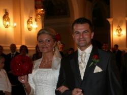 Suknia ślubna Aspera z kolekcji 2009!!