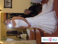 Suknia ślubna Asprea