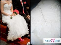 Suknia ślubna ATELIER DIAGONAL 1843
