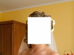 Suknia ślubna ATELIER DIAGONAL 2809 KOLEKCJA 2010