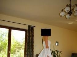 suknia ślubna atelier diagonal 805