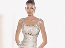 Suknia slubna Atelier Diagonal model 1838, rozm 38/40 ecru
