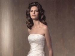 Suknia ślubna ATELIER DIAGONAL model 320, rozmiar 36/38, wzrost 170 cm