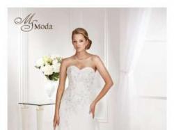 Suknia Ślubna Audrey MS moda -zmodyfikowana, rozmiar 40