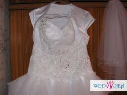 suknia ślubna Avita II r 42