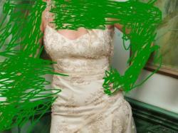 suknia ślubna badil pronovias