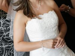 Suknia ślubna Balta super lekka