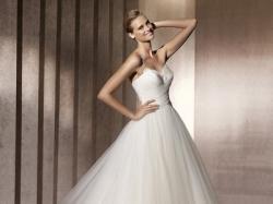 Suknia ślubna Barbate - Pronovias