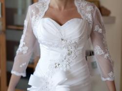 Suknia ślubna  Baryt2012