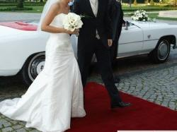 Suknia ślubna Benjamin Roberts 930