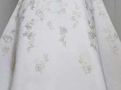 suknia ślubna biała