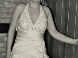 Suknia ślubna biała 38-40 165/170cm