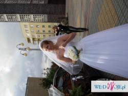 Suknia ślubna- biala-40