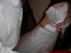 Suknia Ślubna Biała Firmy Celise Model Novia