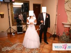 suknia ślubna biała hiszpanka