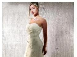 Suknia ślubna biała KORONKOWA Cheryl MS MODA