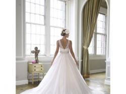 Suknia ślubna- biała-La Mariee- Moonlight Colection rozmiar 38
