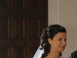 Suknia ślubna biała, rozm 36/38