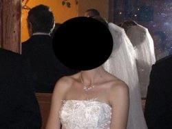 Suknia Ślubna biała rozm. 36 + dużo gratisów