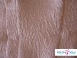 Suknia ślubna biała rozm. 38 dwuczęściowa z gorsetem + bolerko gratis