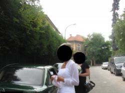 ****** Suknia ślubna biała używana rozm. 34-36 Kraków 800 zł
