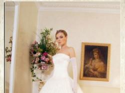 Suknia ślubna biała z salonu Gissel w lublinie