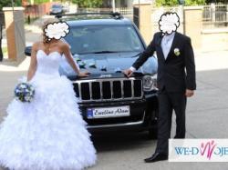 Suknia ślubna Białystok Księżniczka