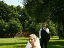 Suknia ślubna Bianca 5 warstw tiulu na osobe wysoką, niska cena