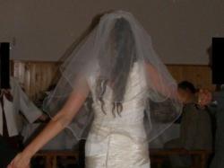 Suknia ślubna biancaneve ekri rozm. 38, 39, 40.