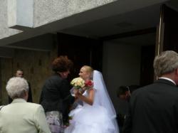 Suknia Ślubna Biancaneve, Małgorzata Dudek