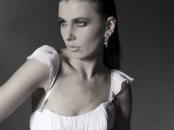 suknia ślubna Biancaneve w stylu empire, model 603, rozm 38-40