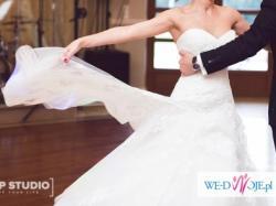 Suknia Ślubna Blue by ENZOANI- GANES