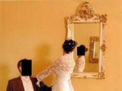 Suknia ślubna +bolerko