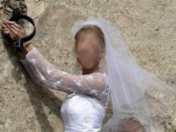 Suknia ślubna + bolerko, biała -50% ceny orginalnej