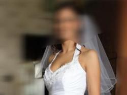 Suknia ślubna + bolerko gratis - rozmiar 38
