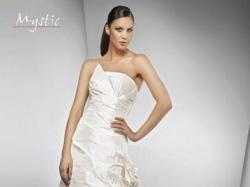 Suknia slubna + bolerko Mystic Collection
