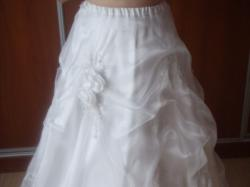 suknia ślubna+bolerko+welon