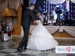 suknia ślubna-brylantowa princessa