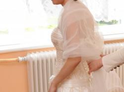 Suknia ślubna Camelia Papilio